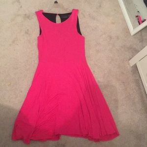 Cynthia Rowley Hot Pink dress